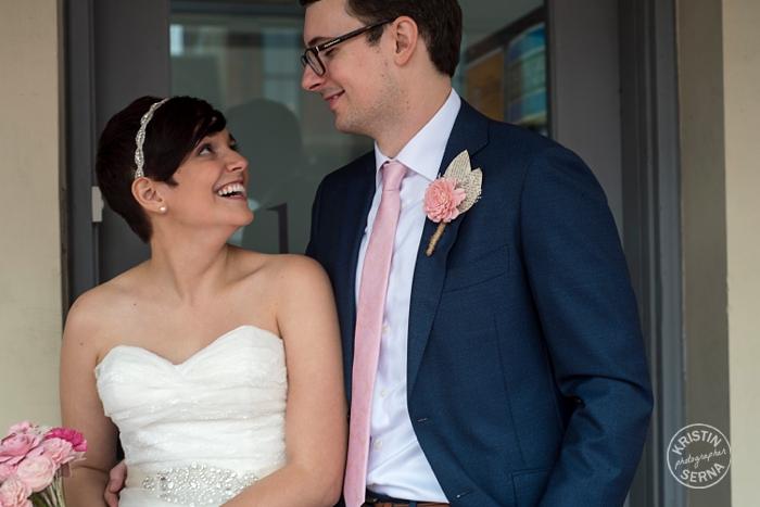 Lifestyle Wedding Photography by Kristin Serna