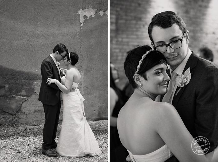 Intimate Wedding Photography by Kristin Serna