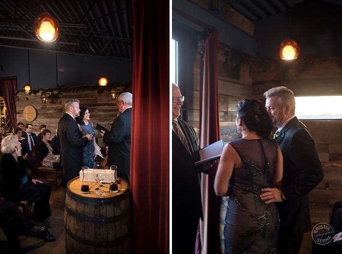 Chicagoland Intimate Wedding Ceremony Photography