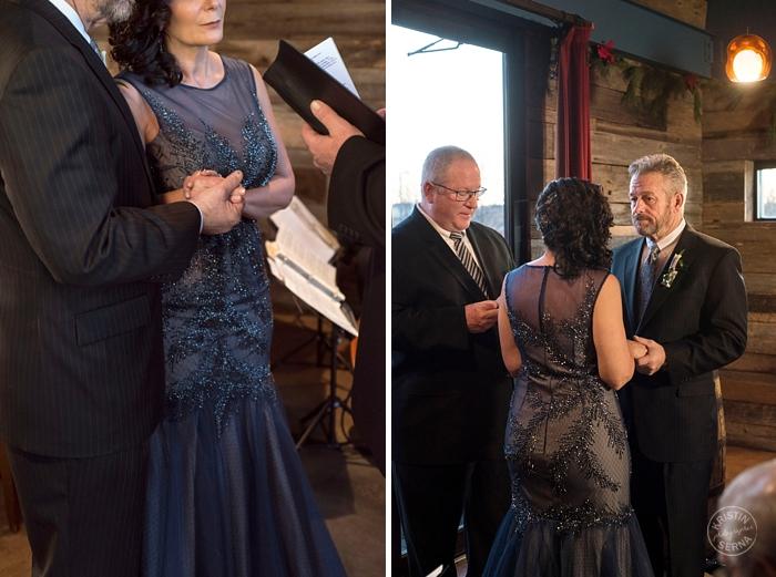 Lifestyle Intimate Wedding Ceremony Photos