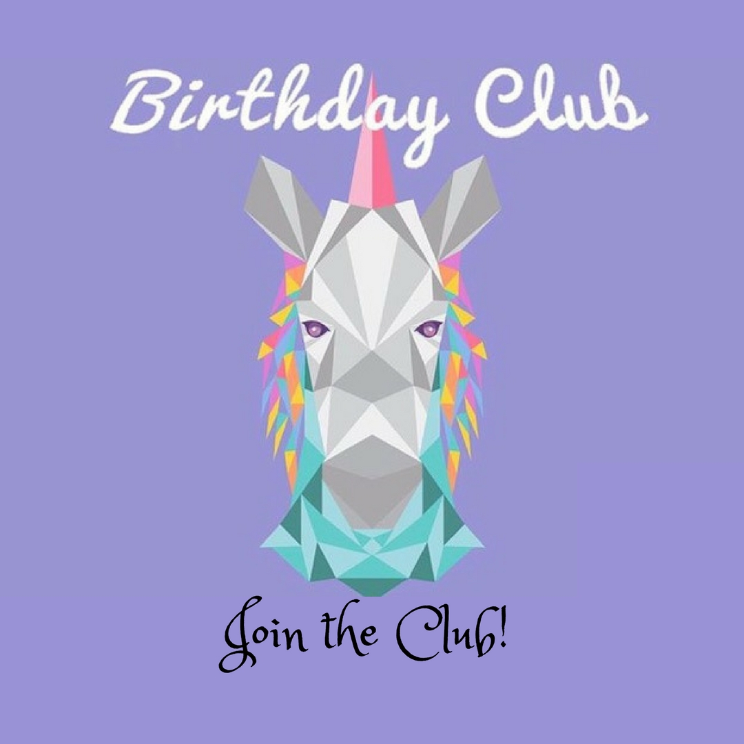 Honey Cup Coffee and Kitchen Birthday Club