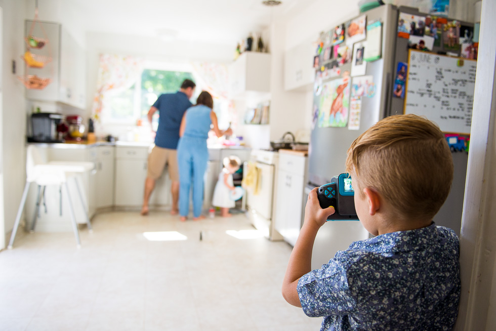 Day In The Life Family Photography