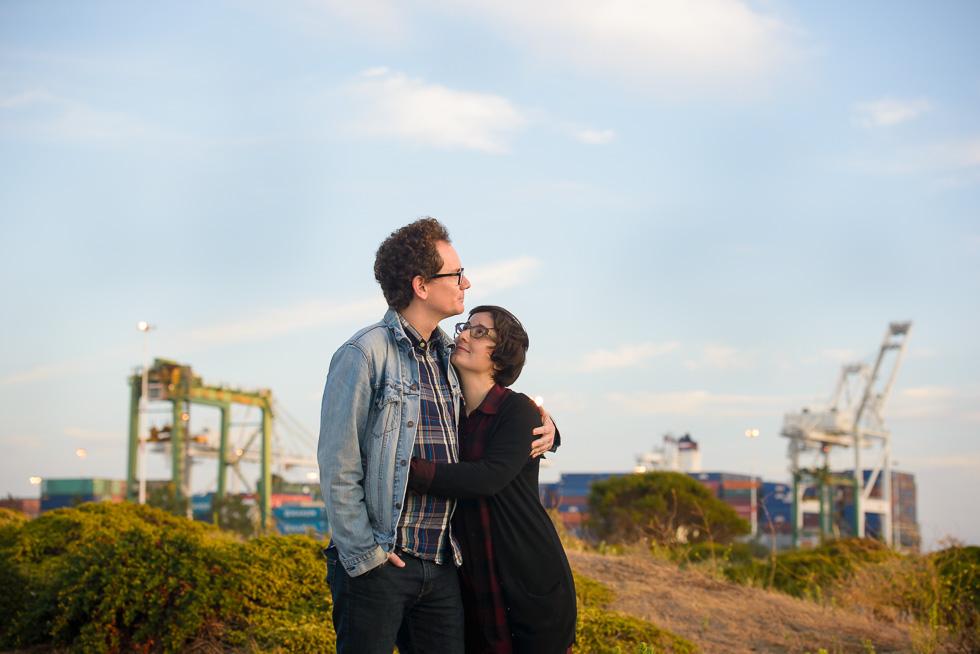 Oakland engagement photography
