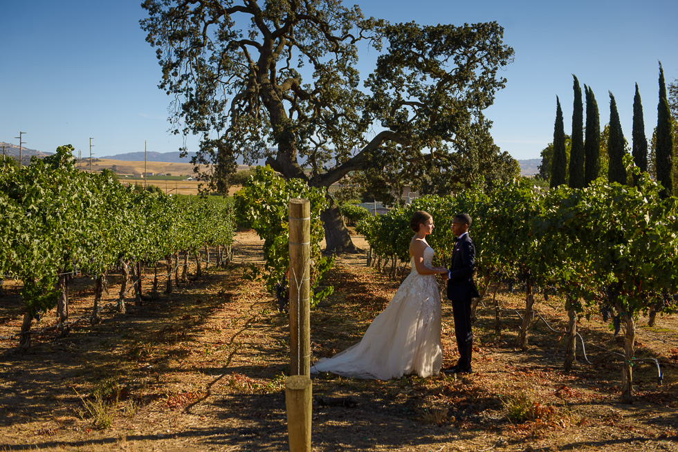 Garré Vineyard and Winery wedding