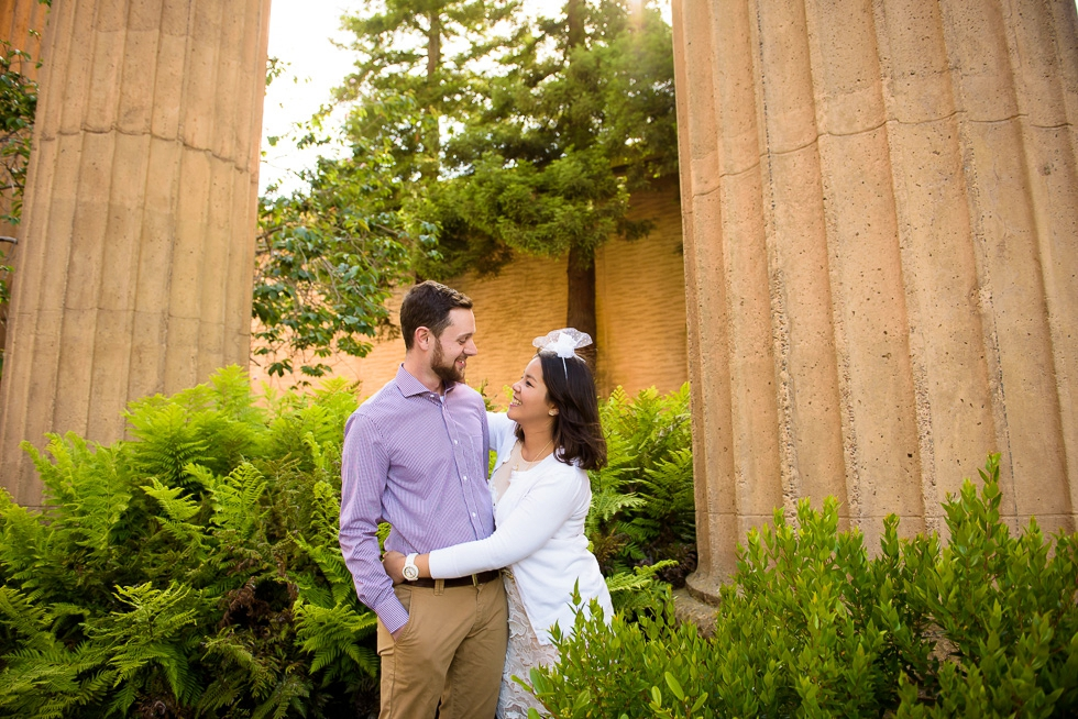 Palace of Fine Arts engagement