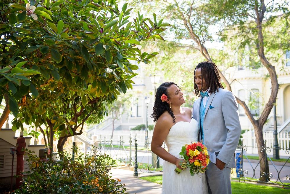 Preservation Park wedding