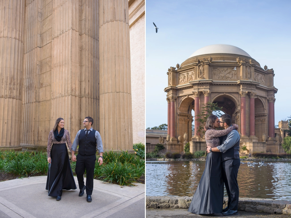 Palace of Fine Art Anniversary Session