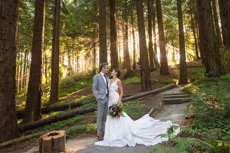 UC Berkeley wedding
