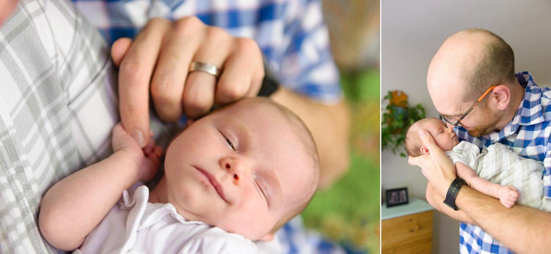 Oakland newborn photography