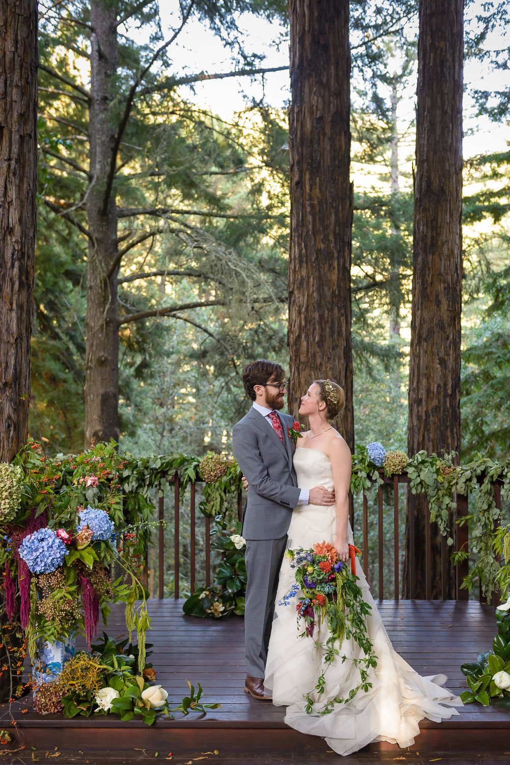 Santa Cruz County wedding