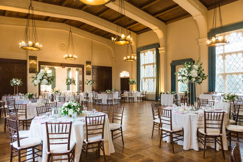 Berkeley City Club wedding