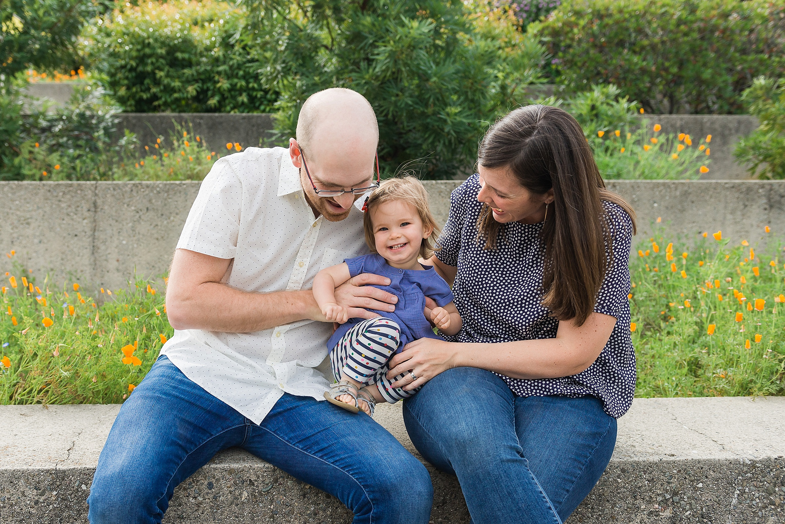 Oakland Museum family photography