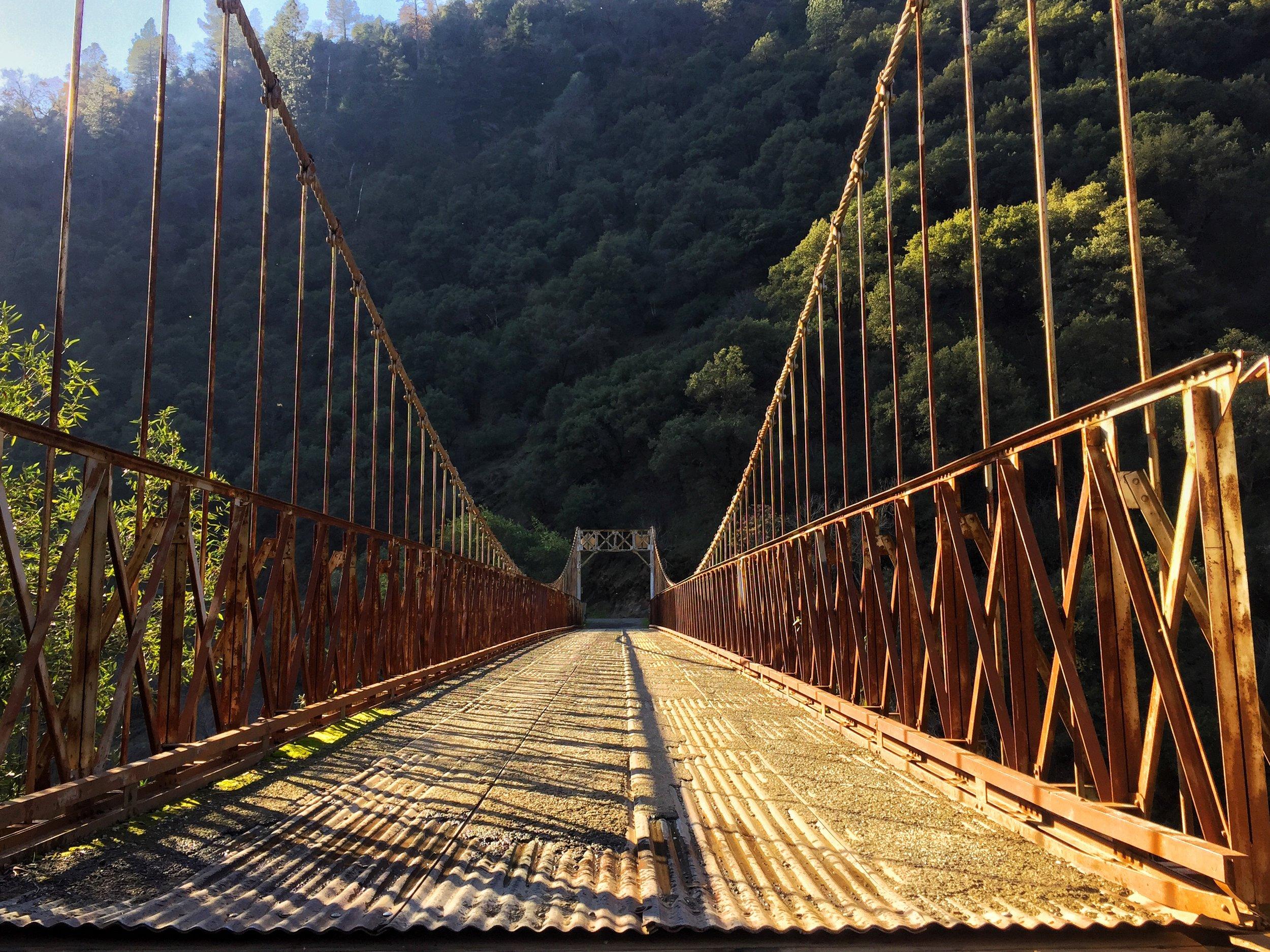 Yankee Jims Bridge