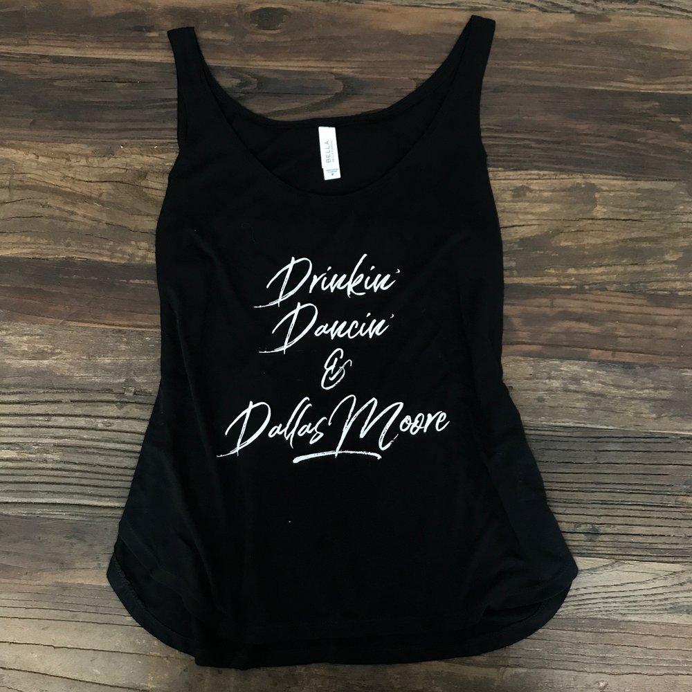 Dallas Moore Band Pullover Hoodie — Dallas Moore