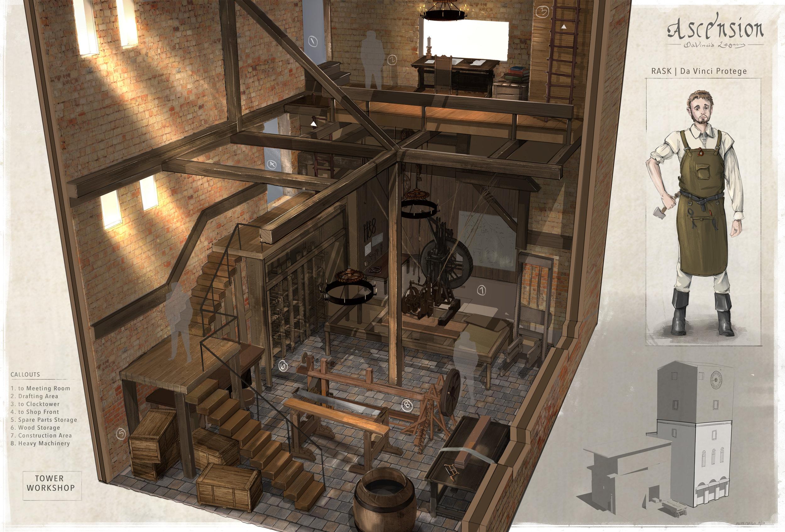 Tower Workshop