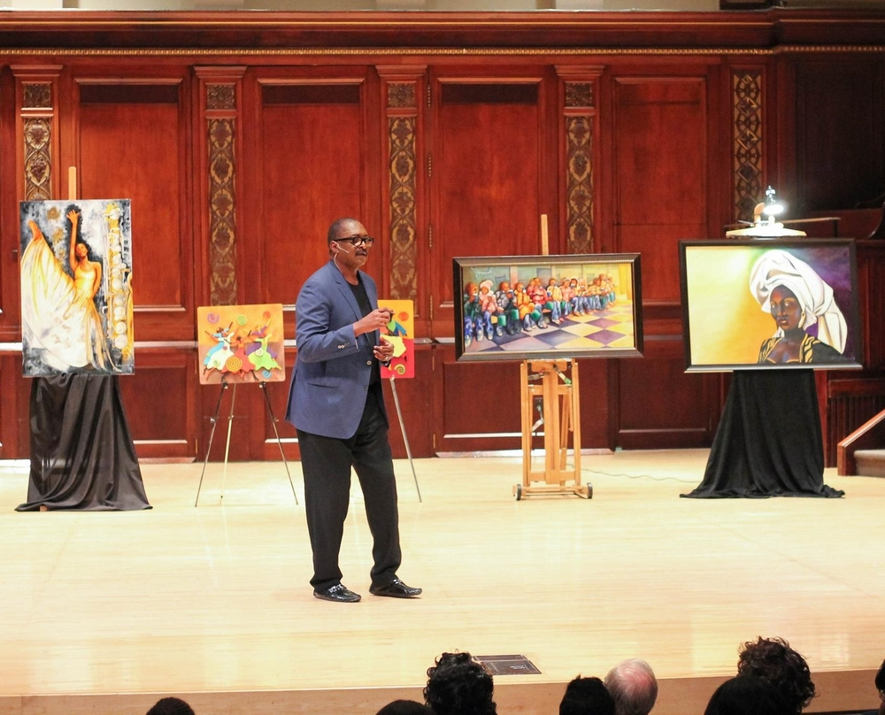 Mathew Knowles. Photo Credit: Kareem Hayes