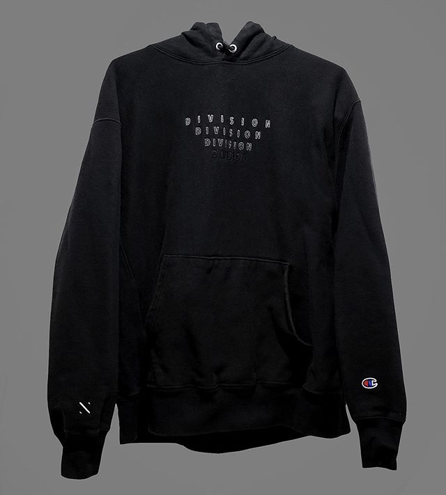 Our Division Hoodie - restocked exclusively on the @trillnewyork app, available now