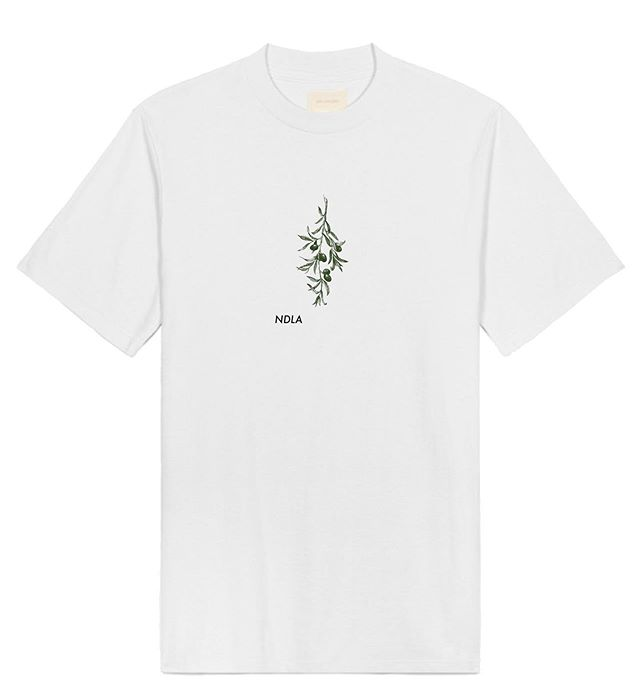 Surprise Drop!! Our Olive Tee available now, link in bio