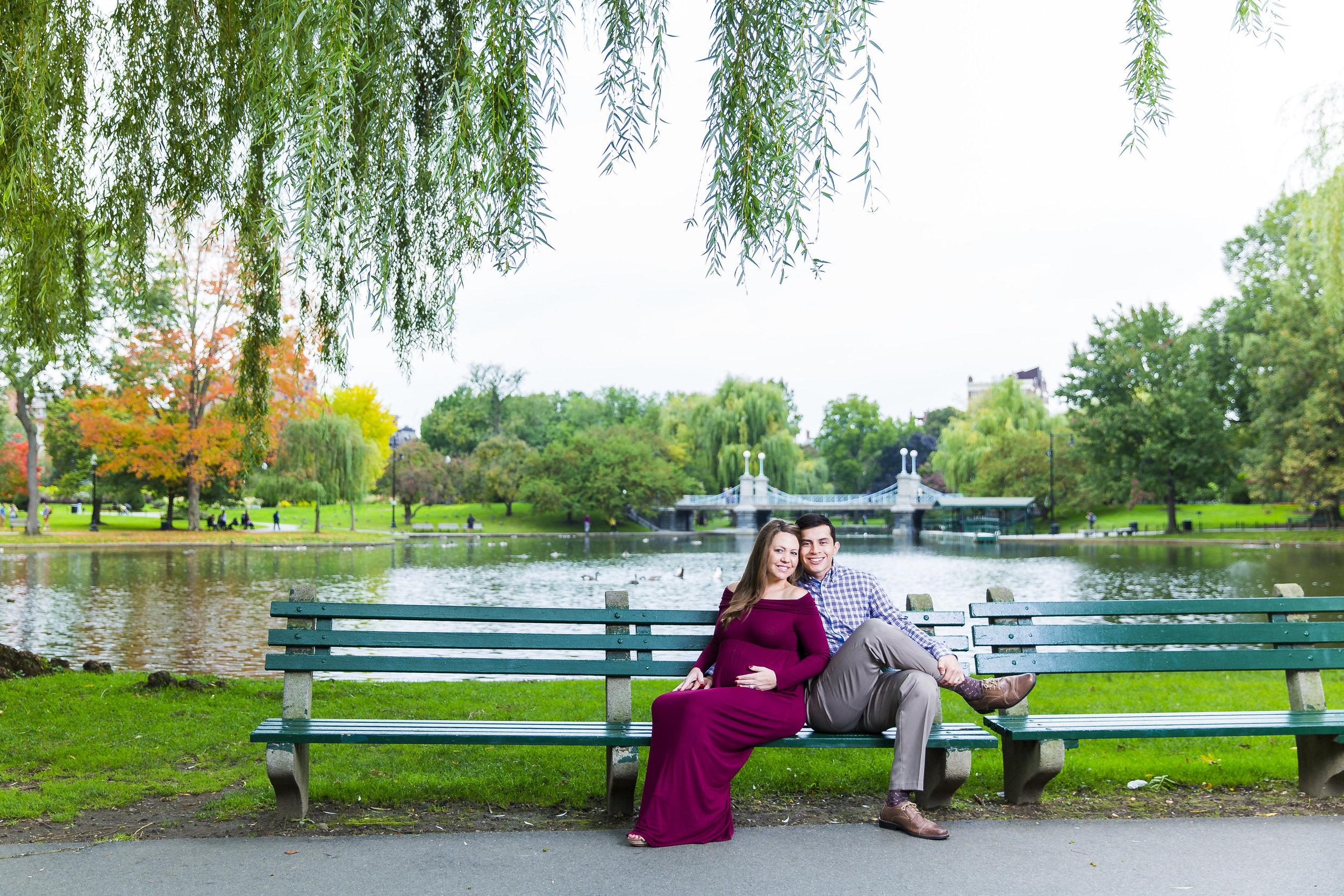 314A4956 Giovanni The Photographer Best Boston Maternity New Born Photography Public Garden - Common.jpg
