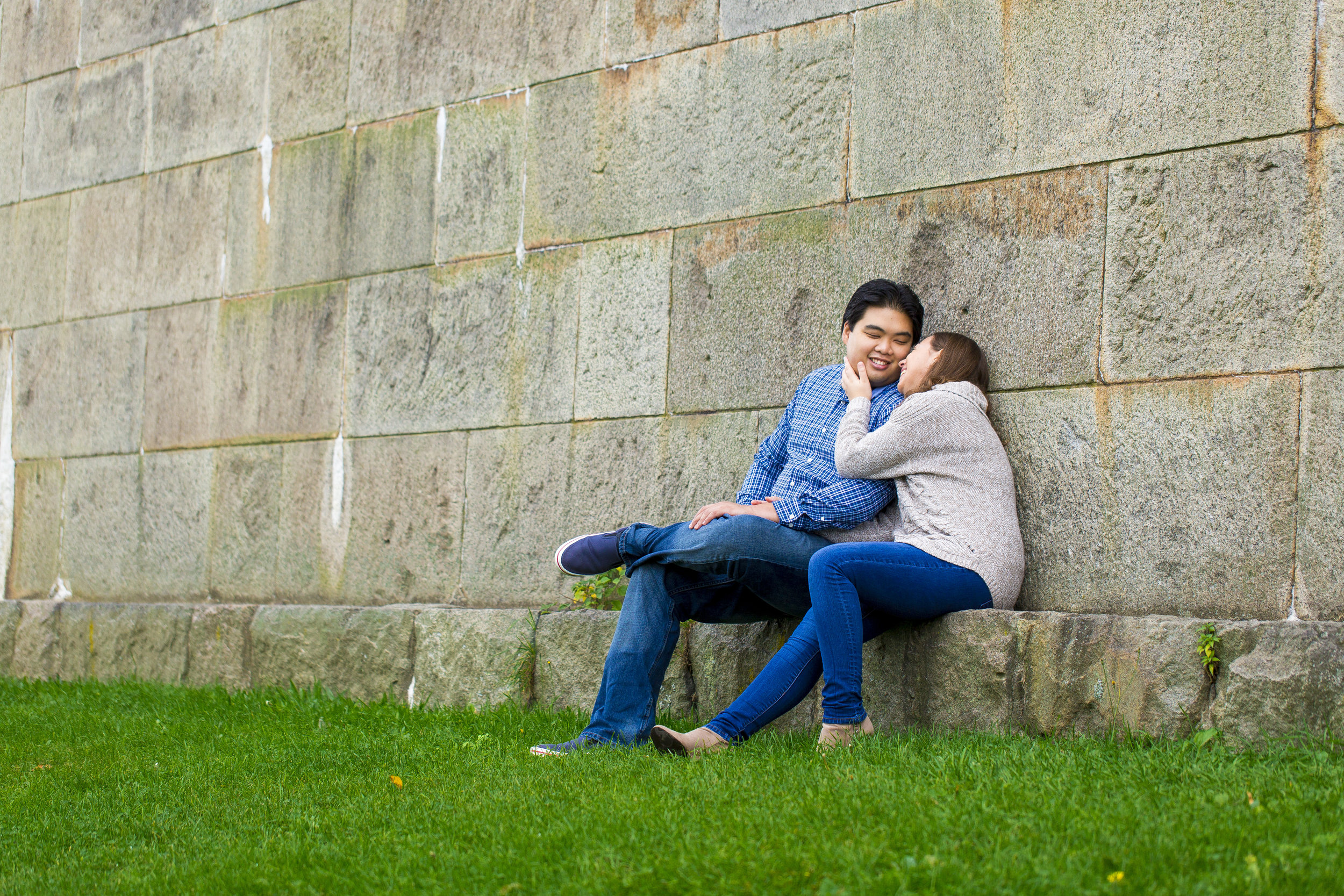 314A3755 Giovanni The Photographer Best Boston Wedding PhotographyErica and Richard's Engagement Session 10-29-17.jpg