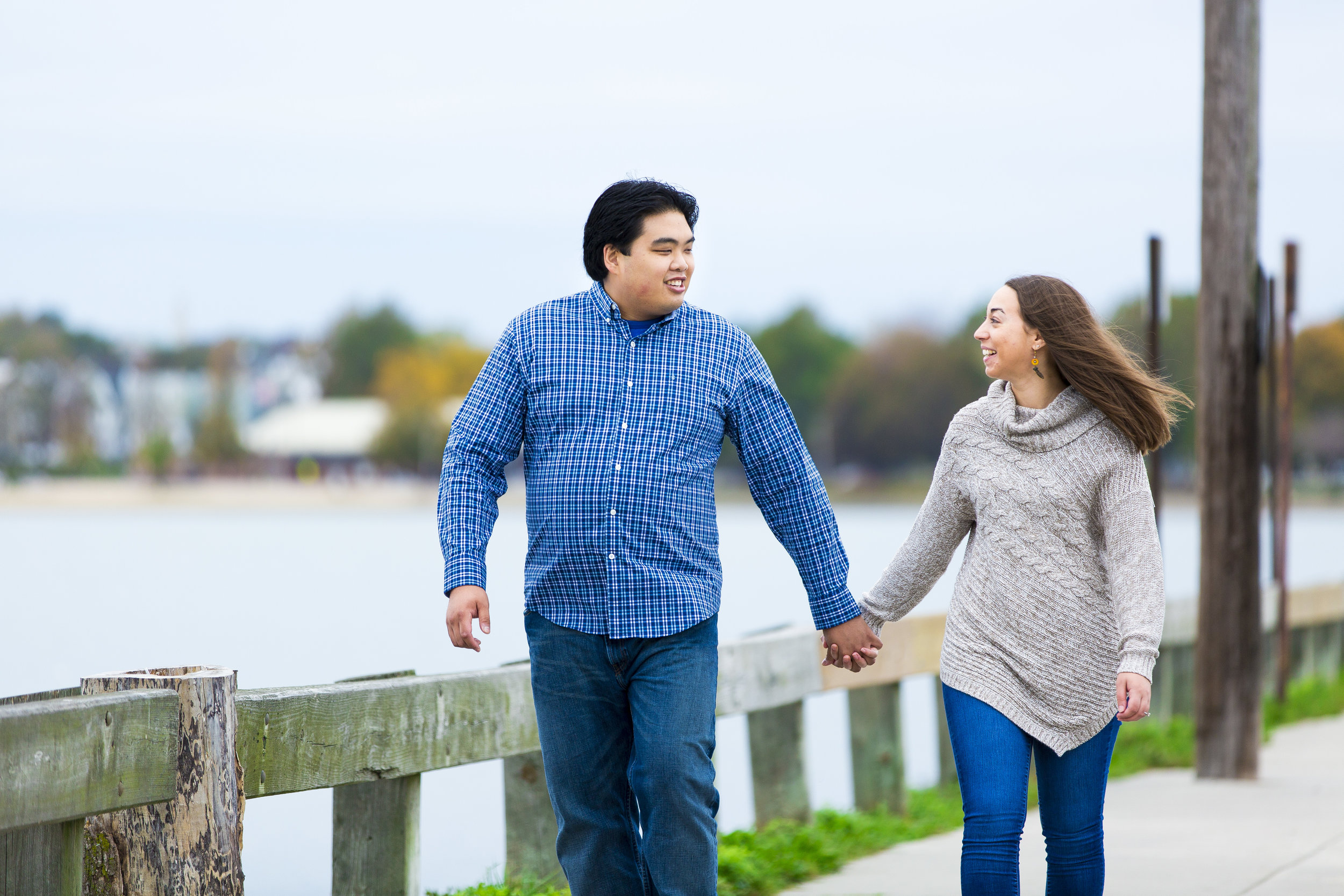 314A3526 Giovanni The Photographer Best Boston Wedding PhotographyErica and Richard's Engagement Session 10-29-17.jpg
