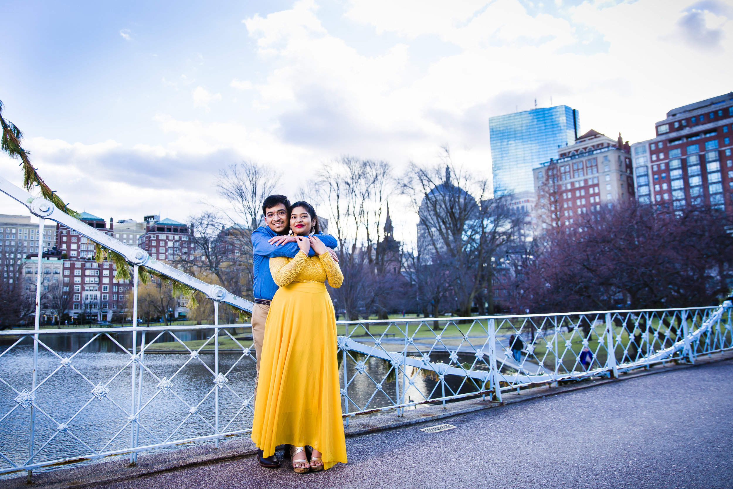 314A1024 Giovanni The Photographer Boston Engagment Photography Waterfront - Christopher Columbus Park - Public GardenPhotography School.jpg