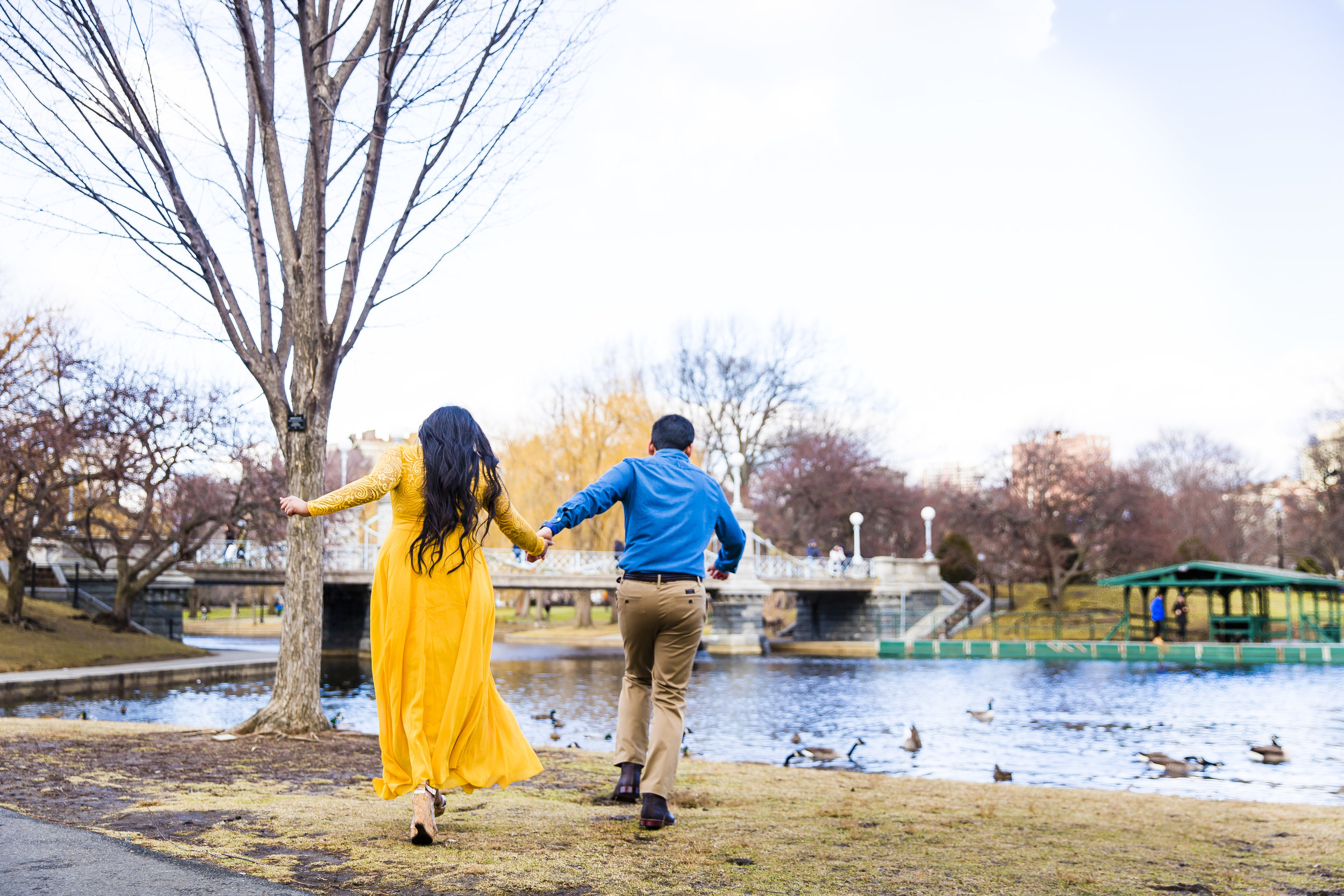 314A0966 Giovanni The Photographer Boston Engagment Photography Waterfront - Christopher Columbus Park - Public GardenPhotography School.jpg