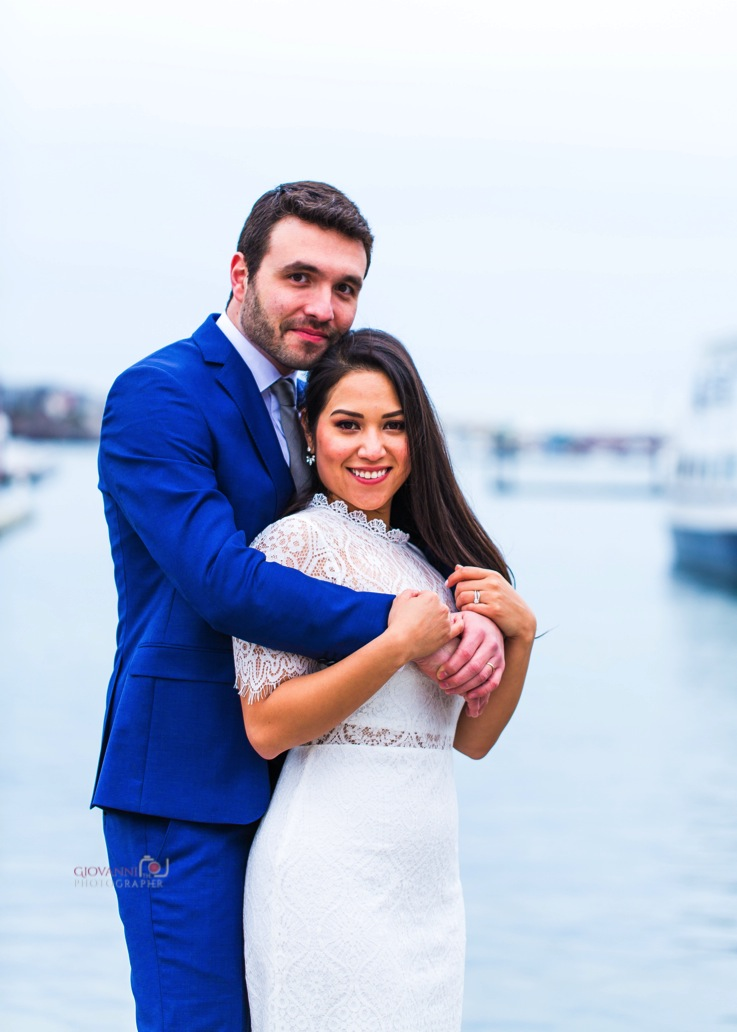 314A8290-Giovanni The Photographer-Wedding Photography in Boston-City Hall Elopement - Christopher Columbus Park WM20.jpg