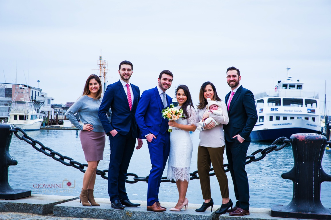 8C2A8949-Giovanni The Photographer-Wedding Photography in Boston-City Hall Elopement - Christopher Columbus Park WM20.jpg