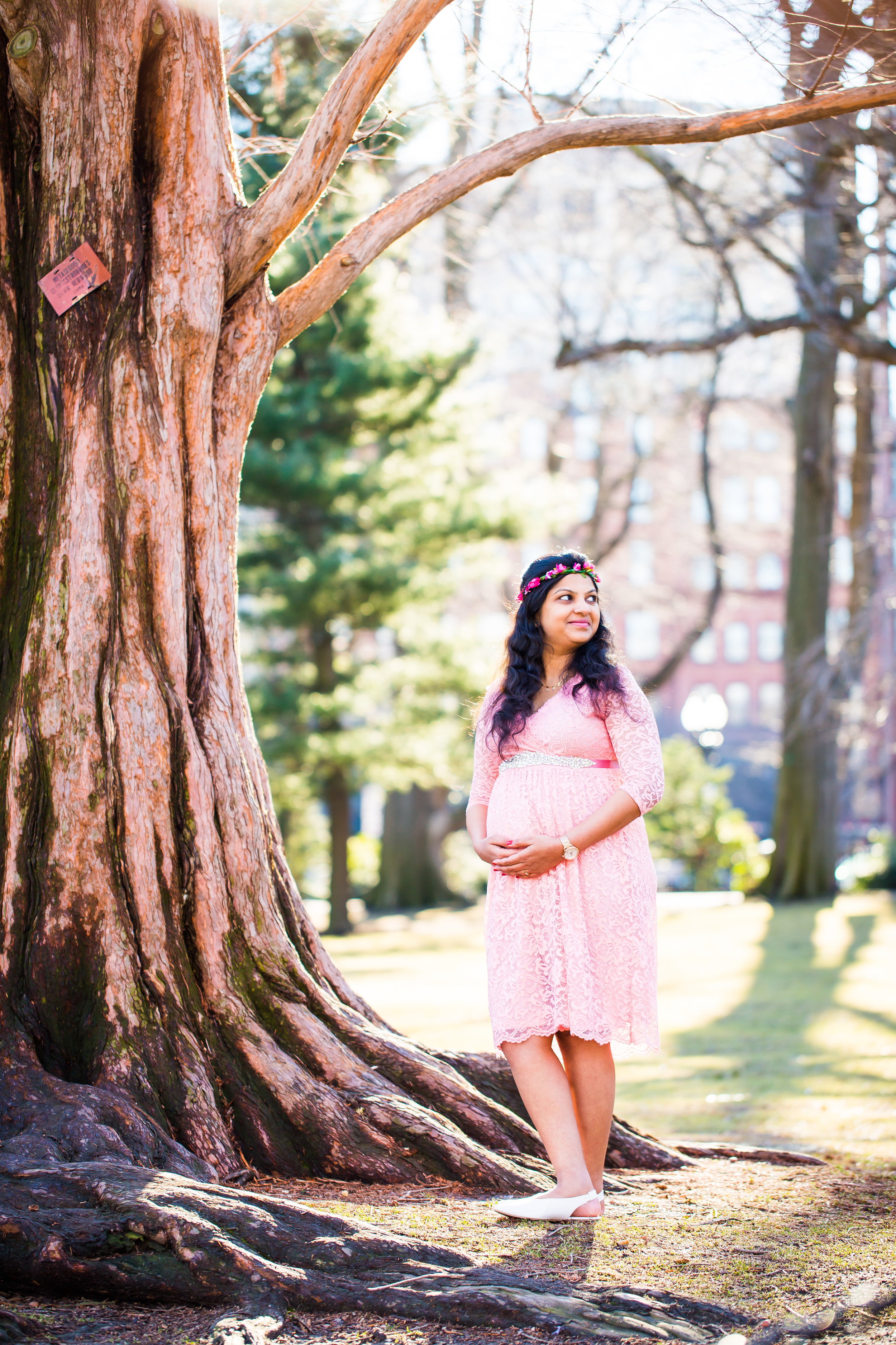 314A8805-Giovanni The Photographer-Maternity Photography in Boston MA Newborn-Boston Public Garden.jpg