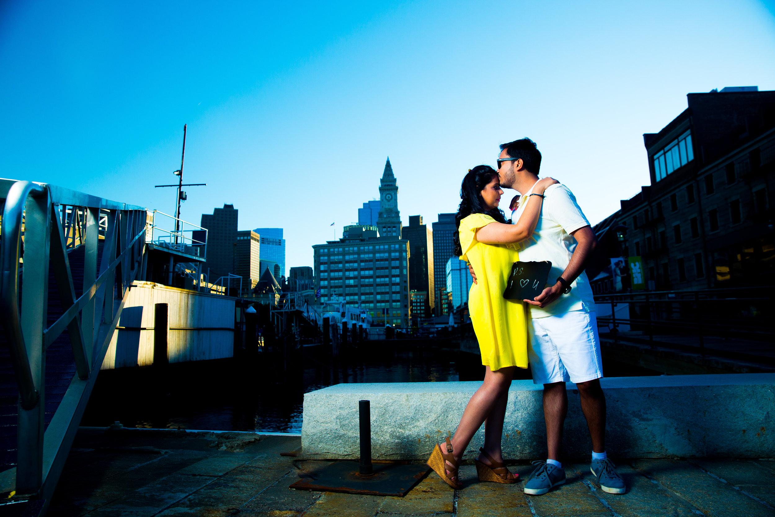 314A1119-Giovanni The Photographer-Boston Engagement Session-Christopher Columbus Park - Boston Waterfront.jpg