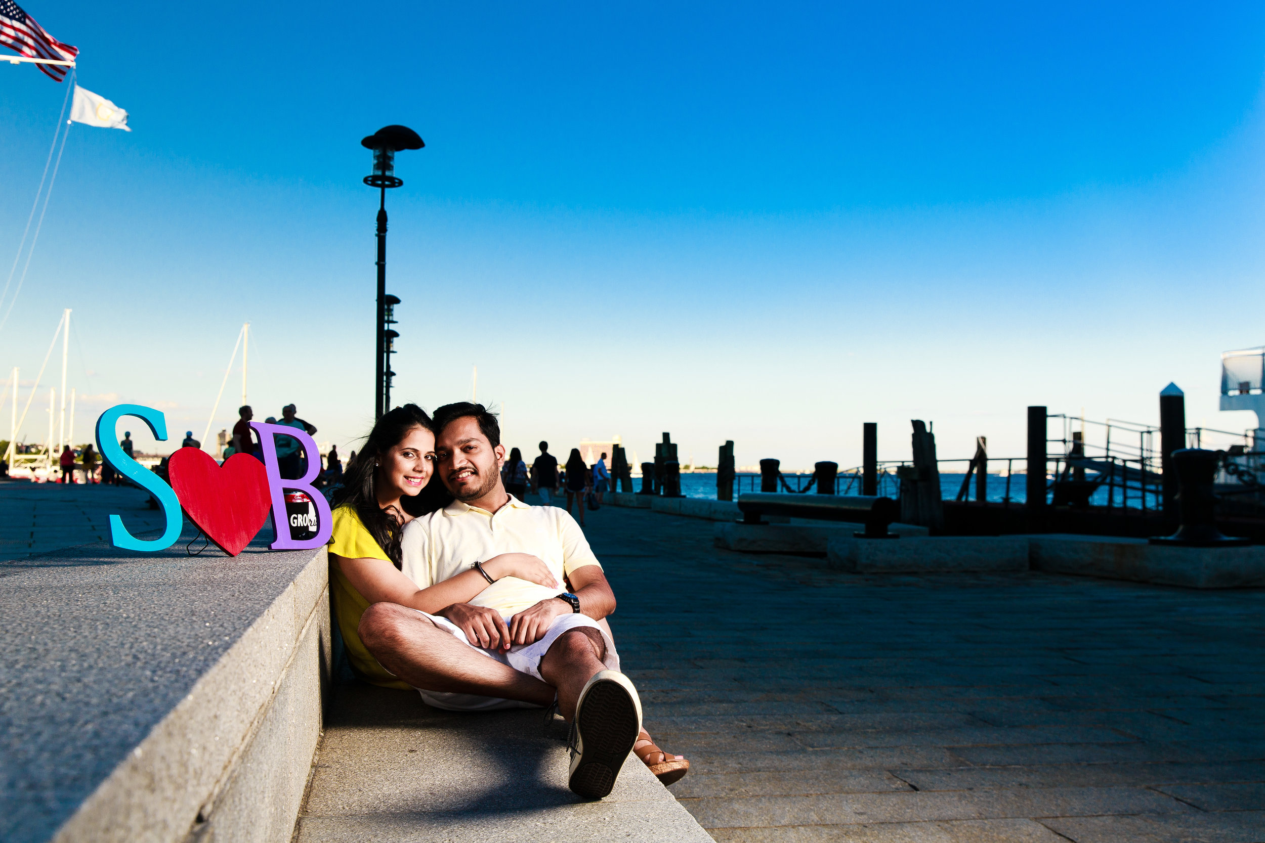 314A1105-Giovanni The Photographer-Boston Engagement Session-Christopher Columbus Park - Boston Waterfront.jpg