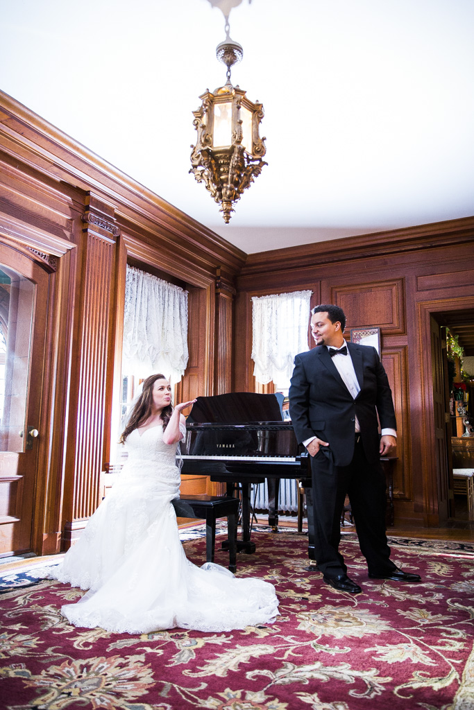 Searles Castle Wedding Wyndham, NH | Victoria and Roger