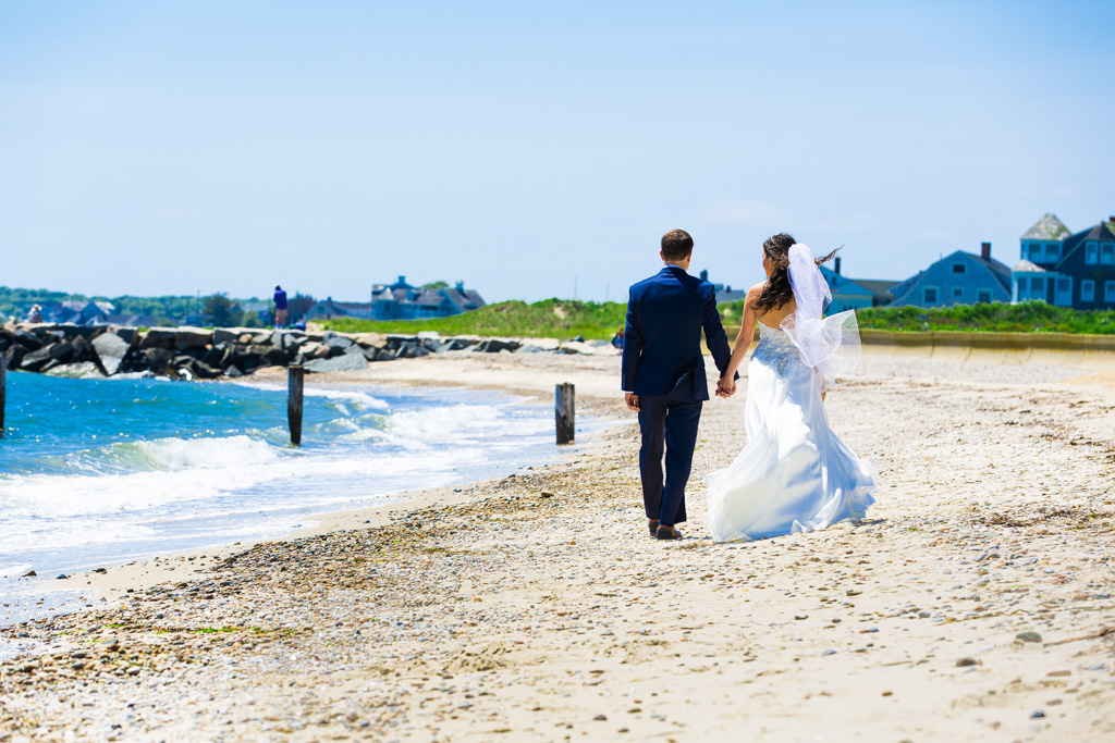 The Falmouth Yacht Club Wedding Falmouth, MA | Meaghan & Tim