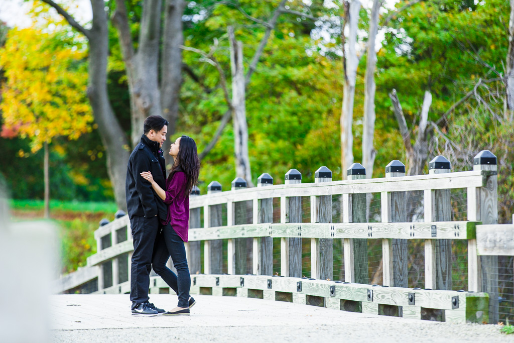 World's End Engagement photos Hingham, MA | Alina & Ray