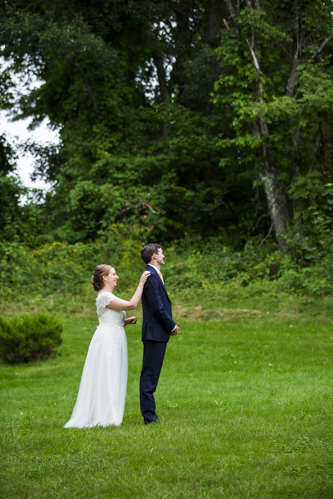 Fruitland's Museum Wedding Harvard, MA | Claire and Henry