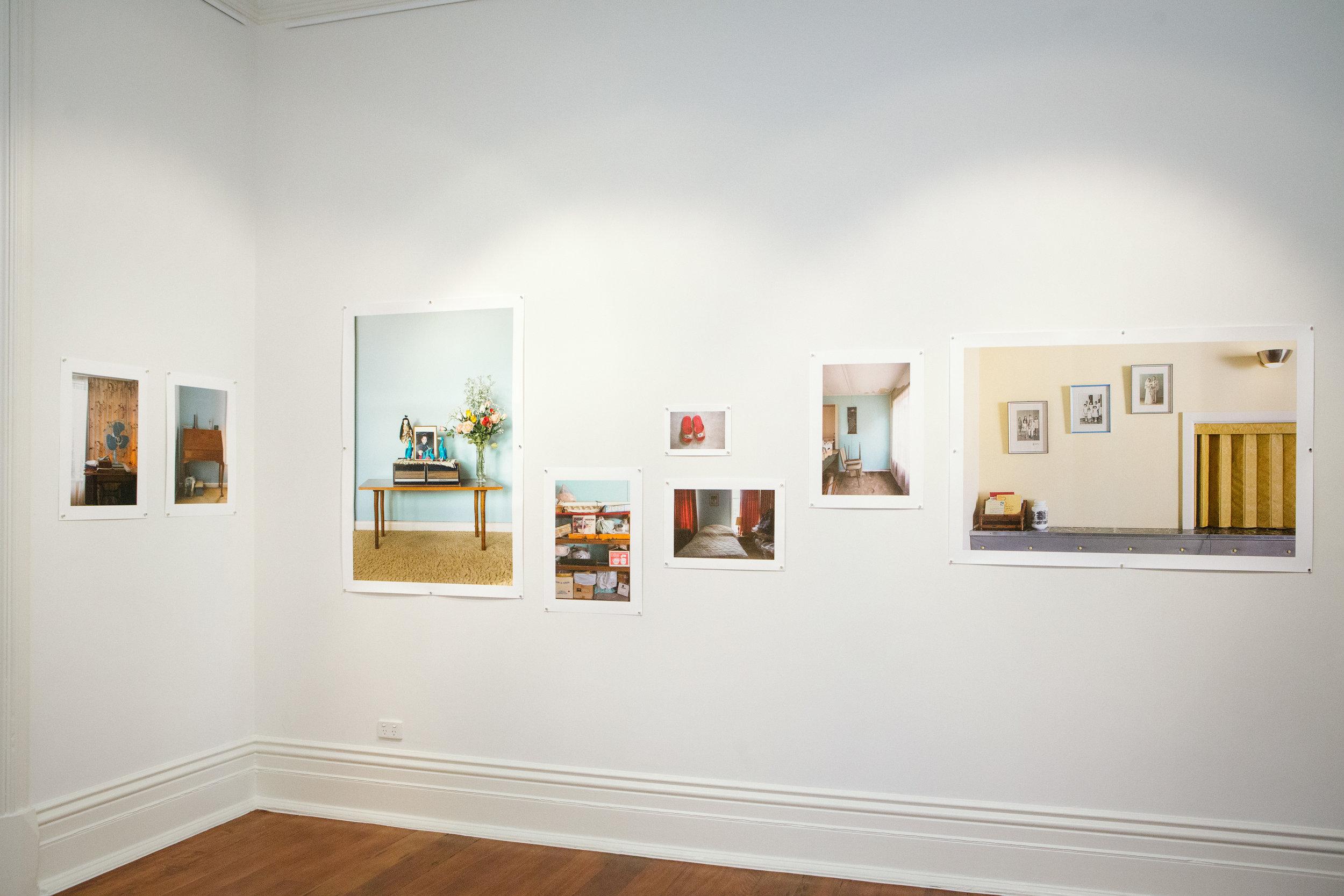 Bundoora Homestead exhibition view - photo Nicola Dracoulis