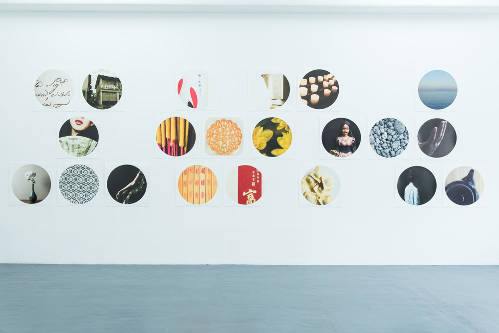 Installation view at Blindside photo by Nick James Archer & Blindside