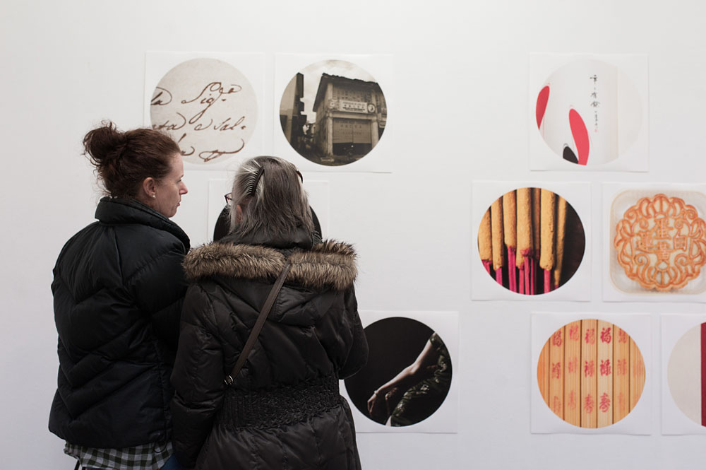 Chinese Whispers and Other Stories - Double Helix _2017_OPENING_GUY GRABOWSKY 2.jpg