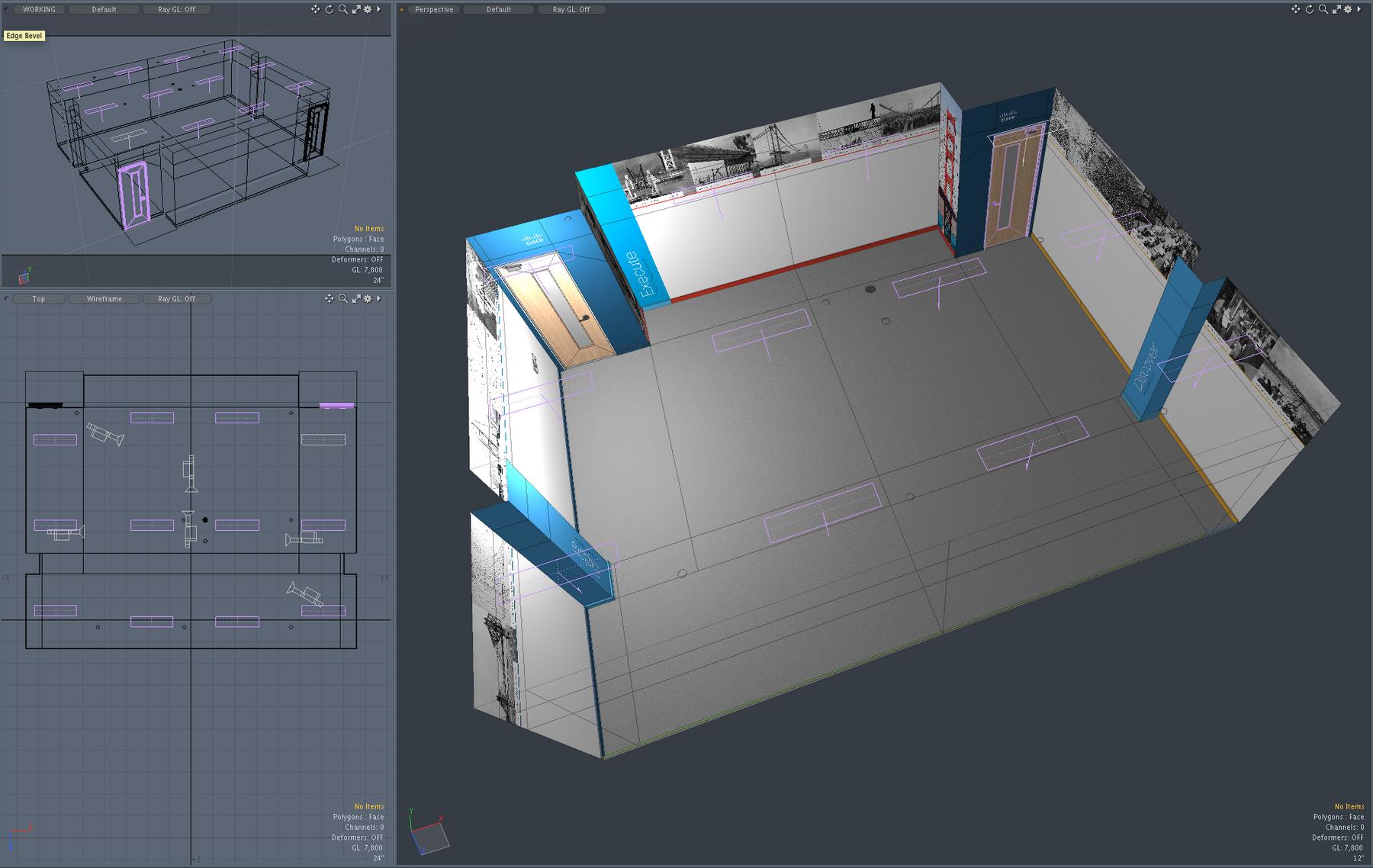 Room Renovations in 3D
