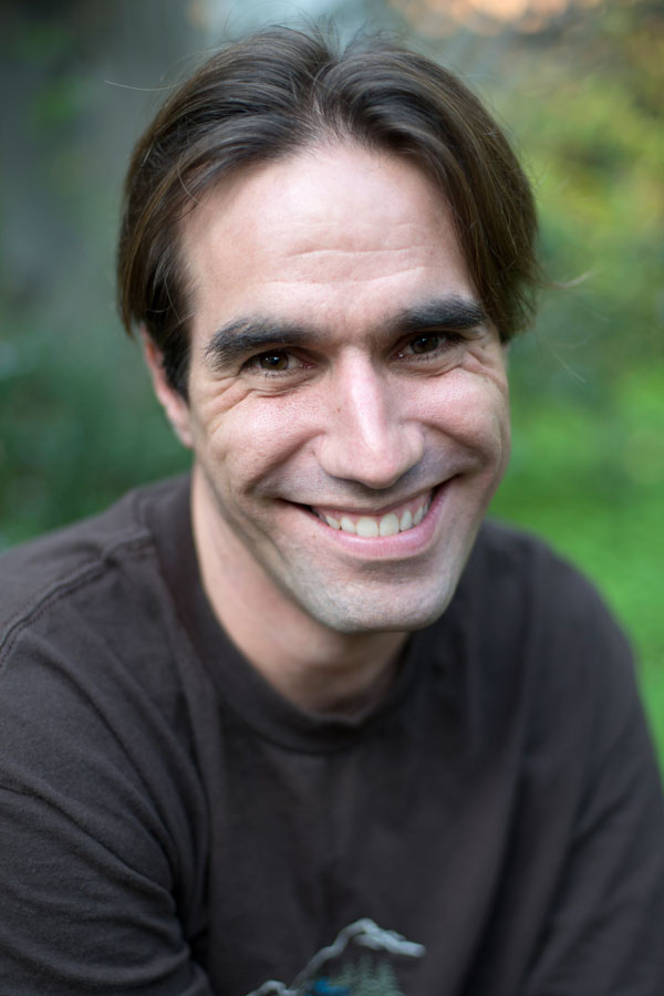 Joe Brewer, Culture Designer in Residence at the Cultural Evolution Society