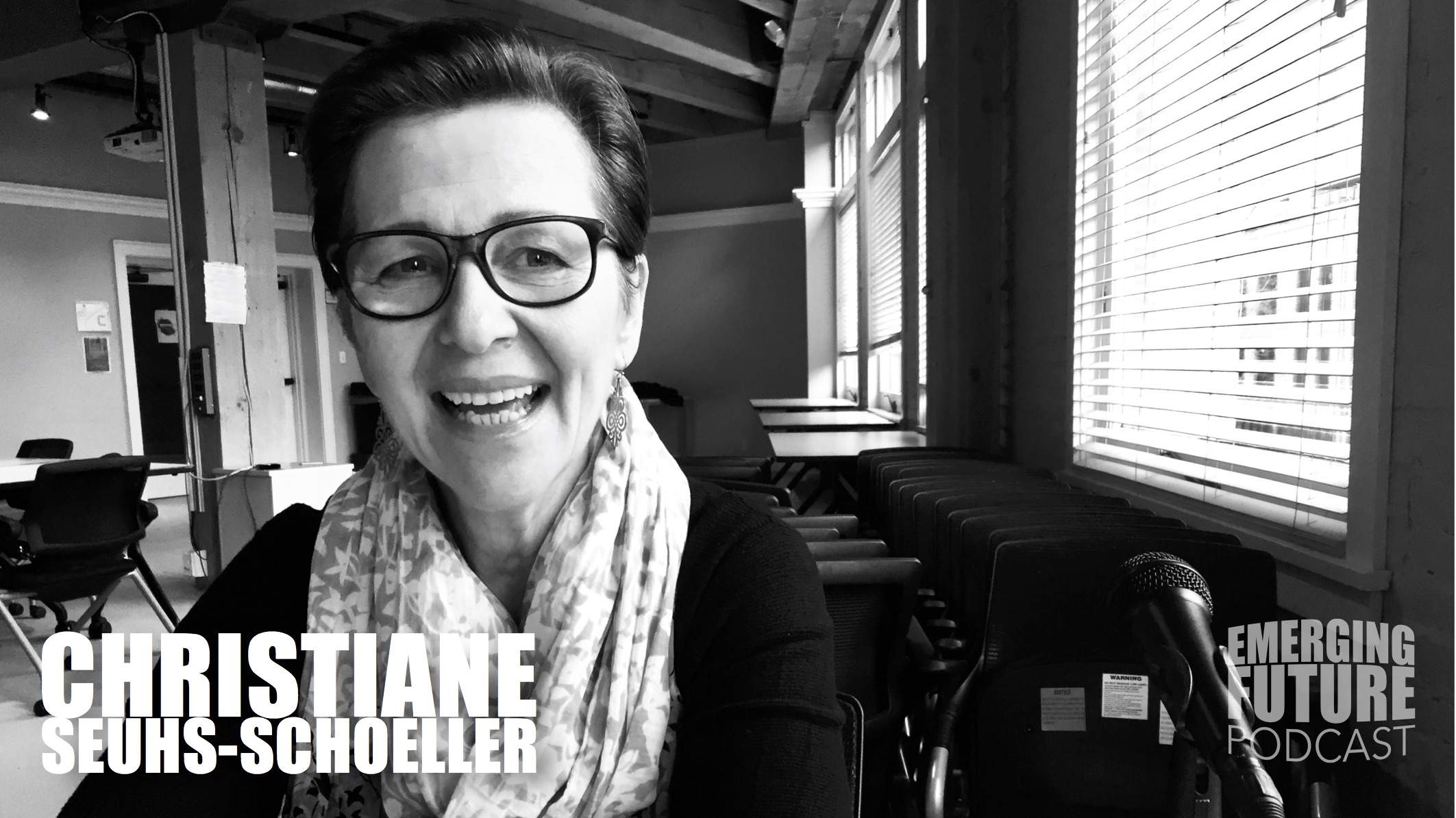 Christiane Seuhs-Schoeller On Going Nomad, Finding Pathways to Wholeness, and the Language of Spaces