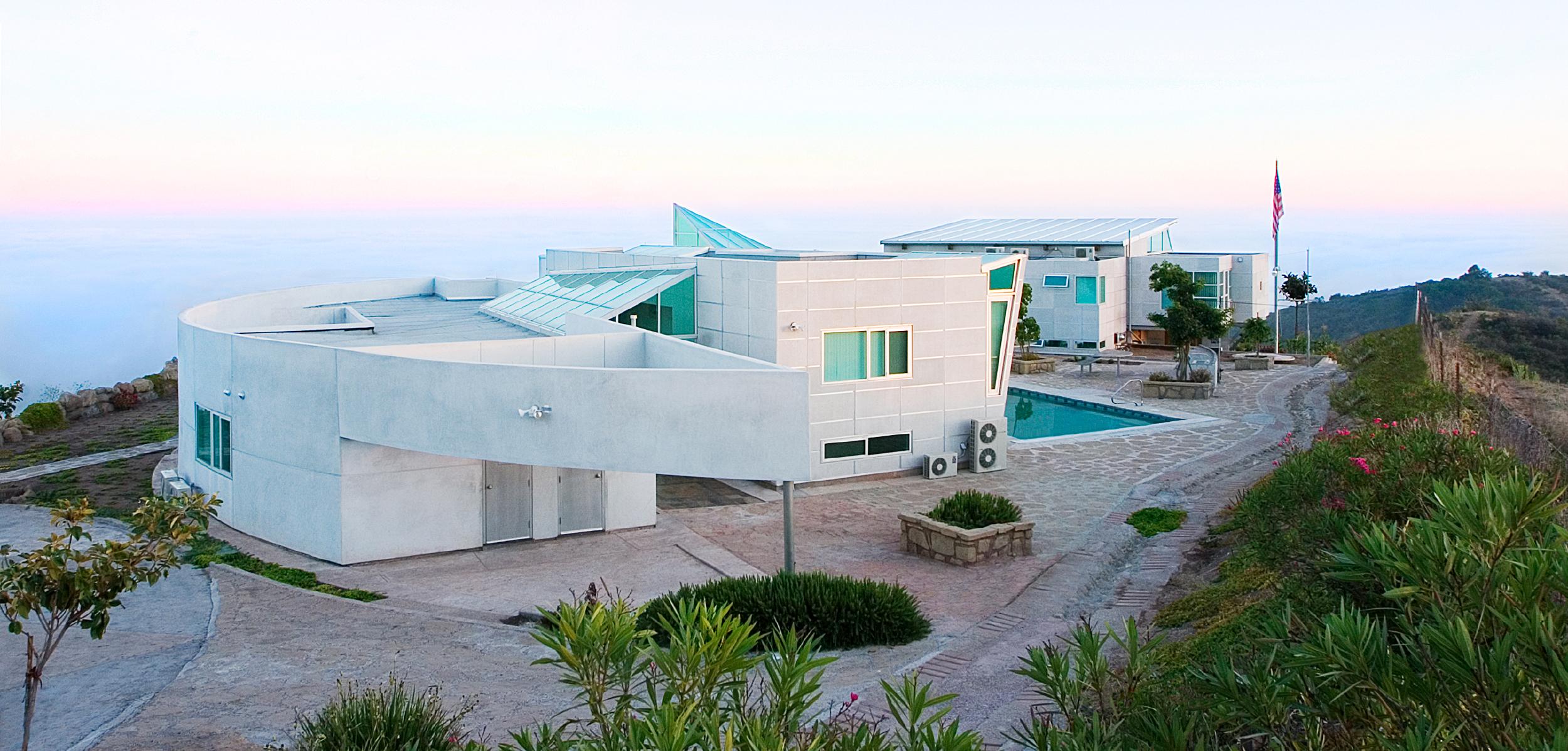 Contemporary California Home