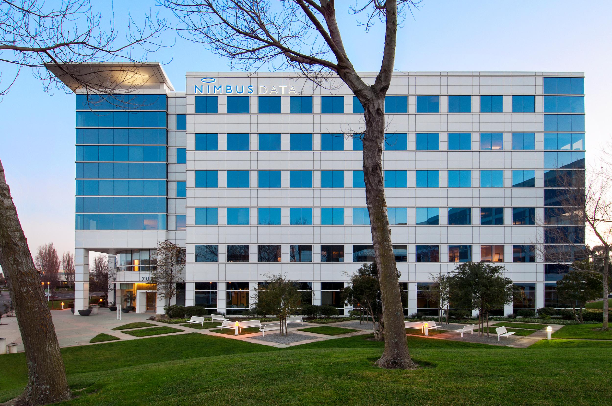 Nimbus Data Commercial Building