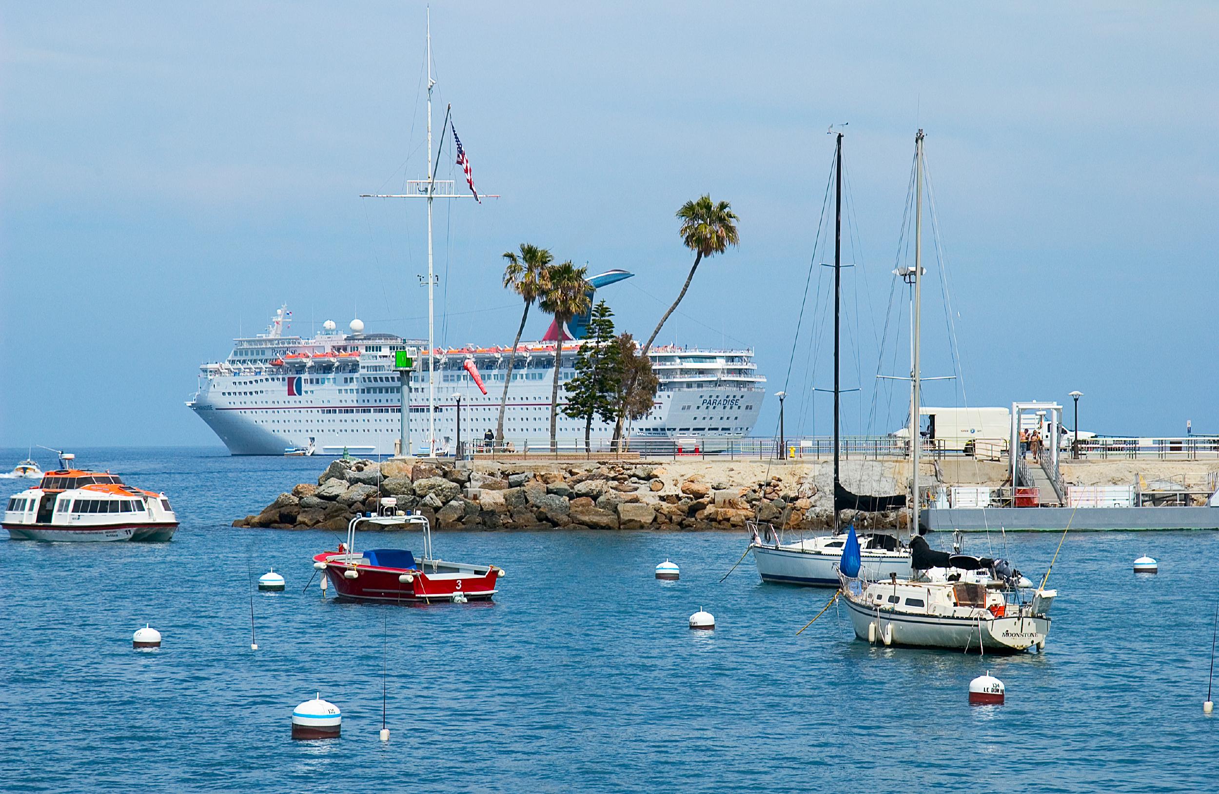 Cruise Ship Experience