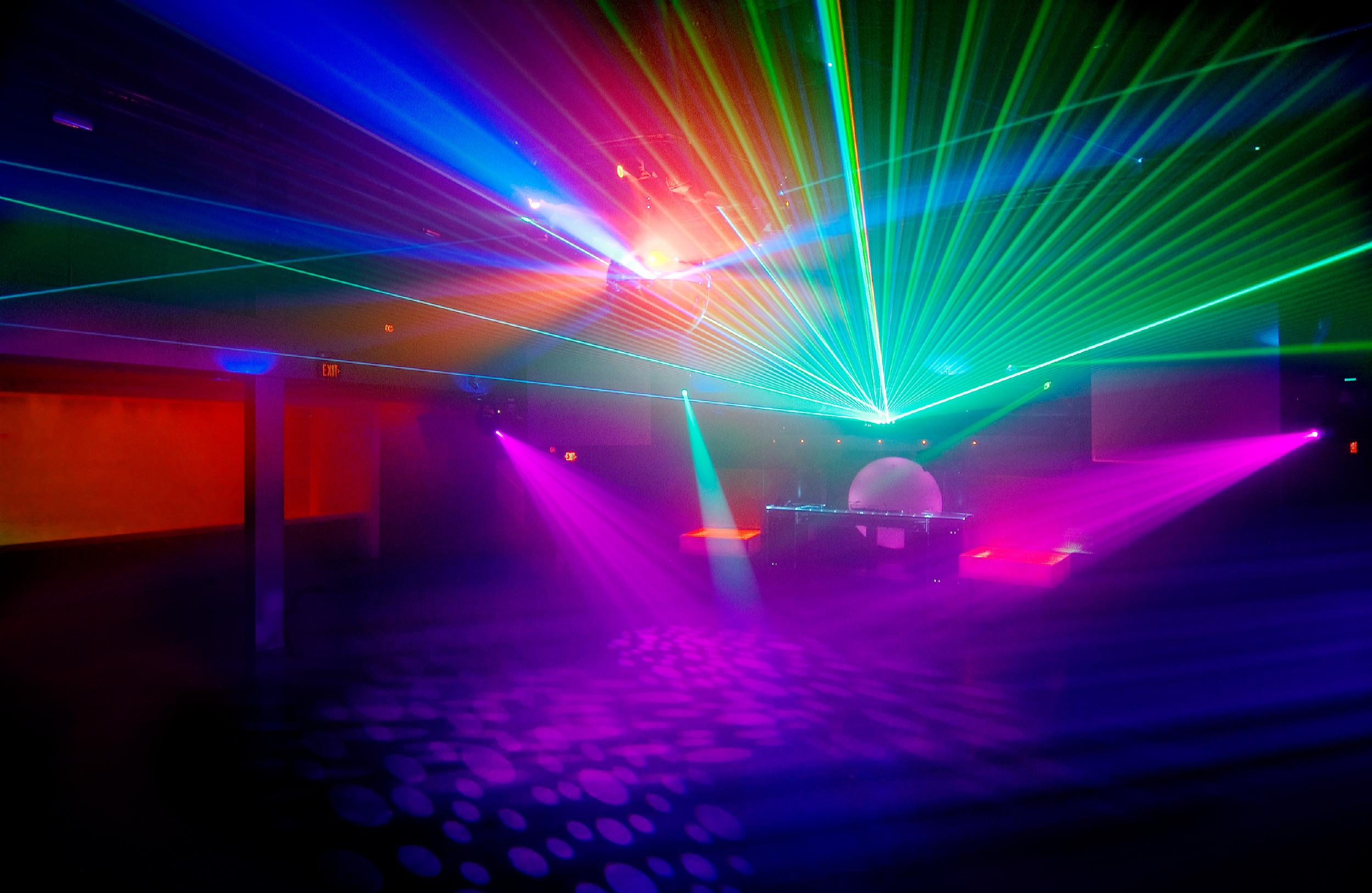 1015 Folsom Nightclub Main Floor