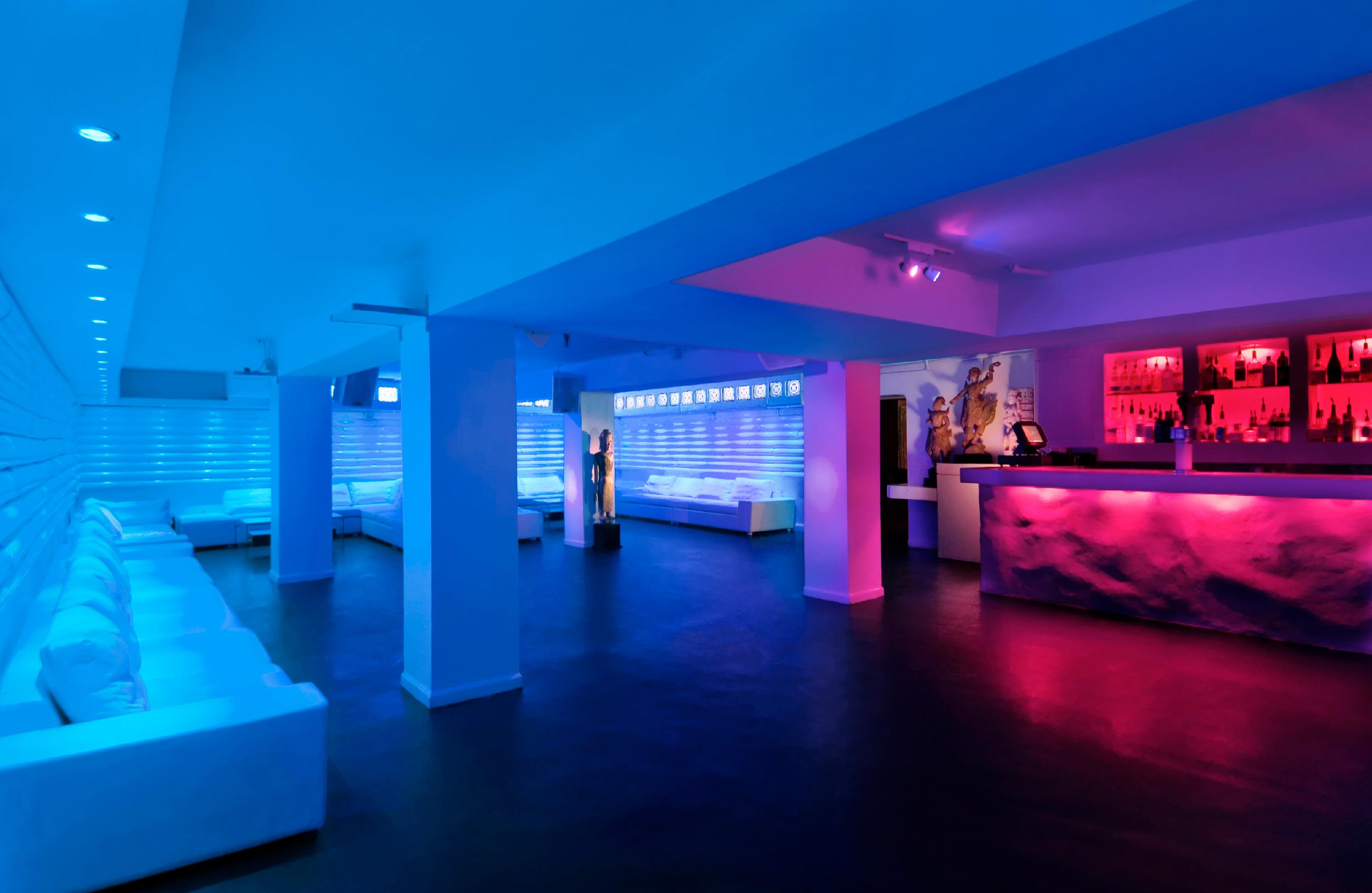 Nightclub Lounge