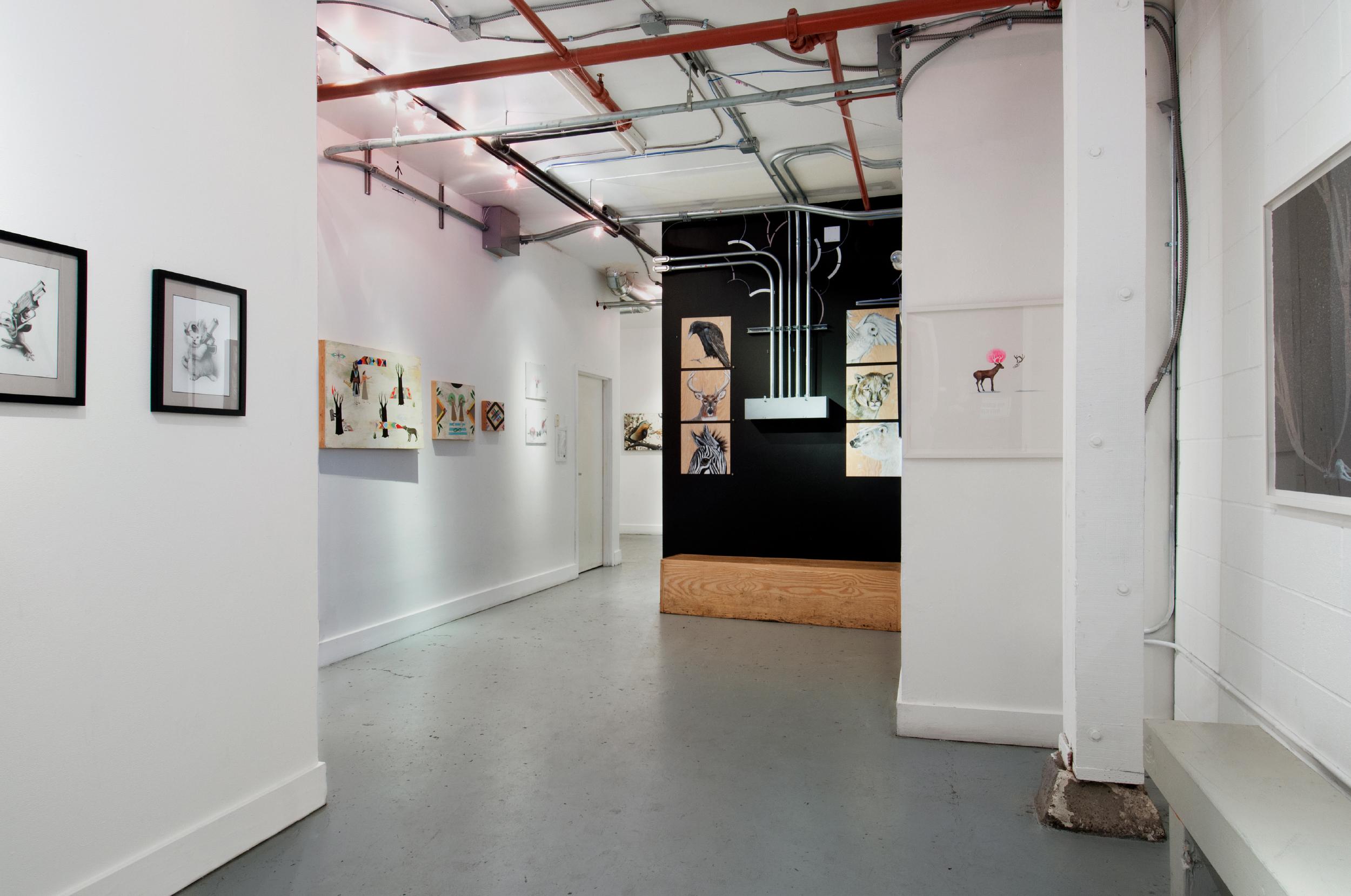 Public Works Art Gallery