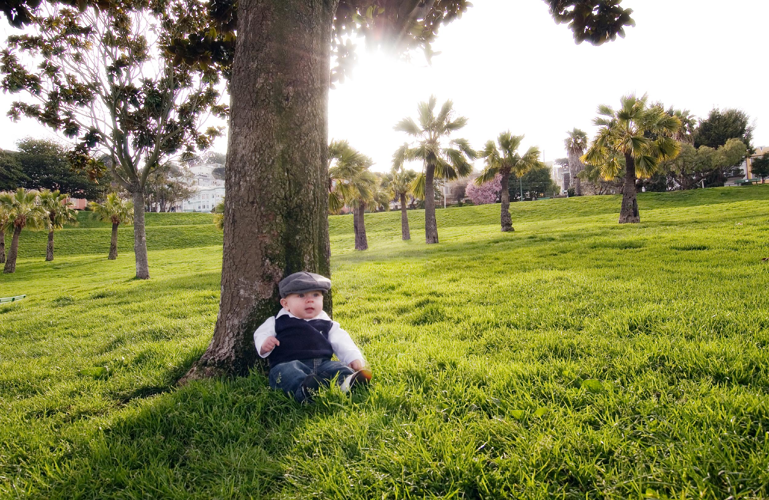 Newborn Dolores Park