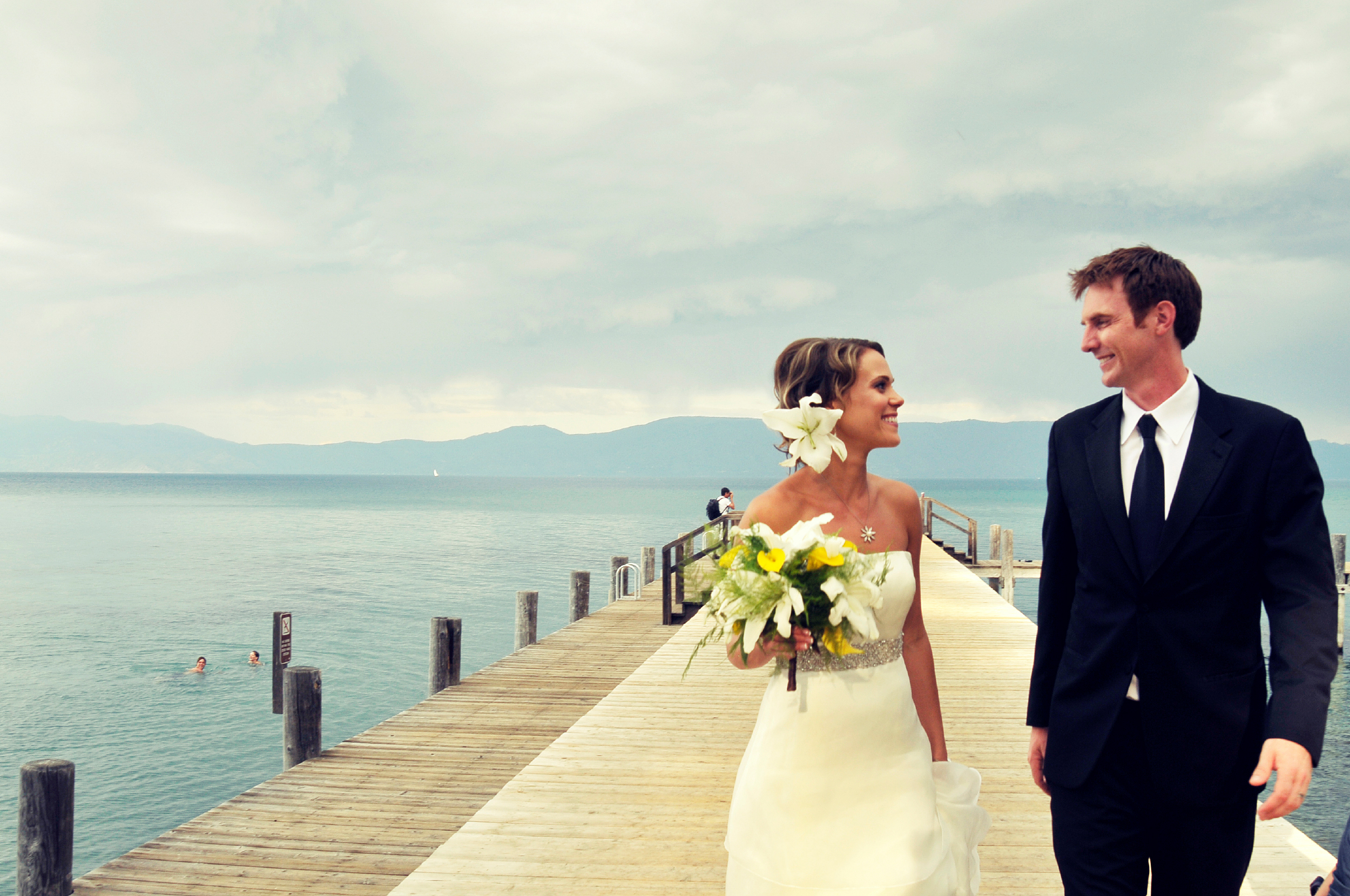 Wedding in Lake Tahoe